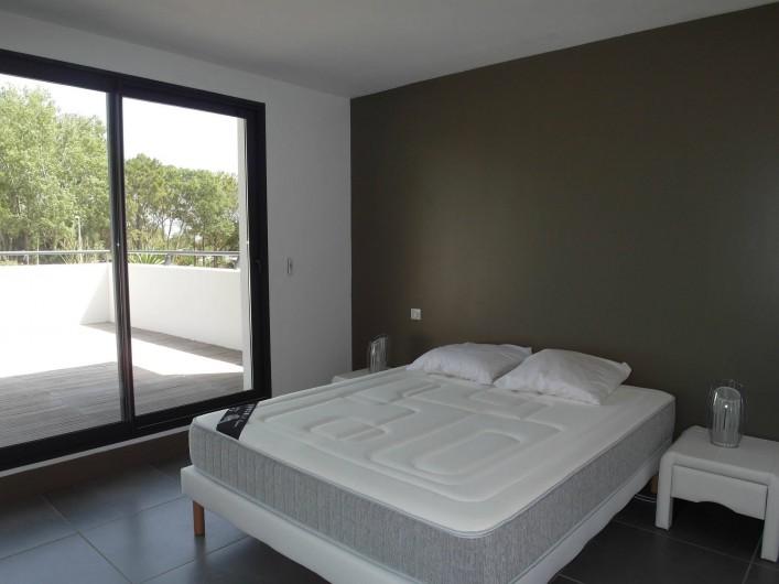 Location de vacances - Villa à Le Cap d'Agde - chambre 3 à l'étage