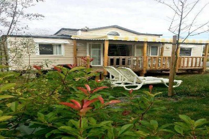 Location de vacances - Camping à Onzain