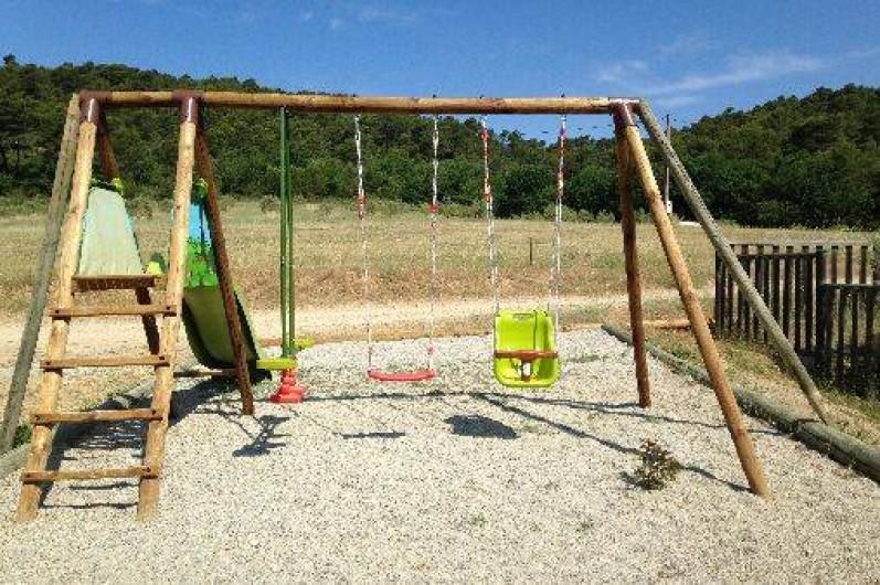 Location de vacances - Camping à Villelaure