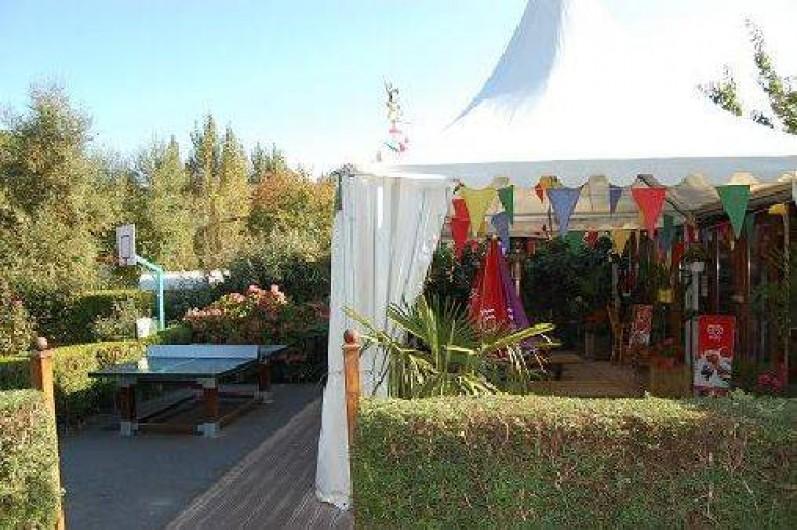 Location de vacances - Camping à Dives-sur-Mer