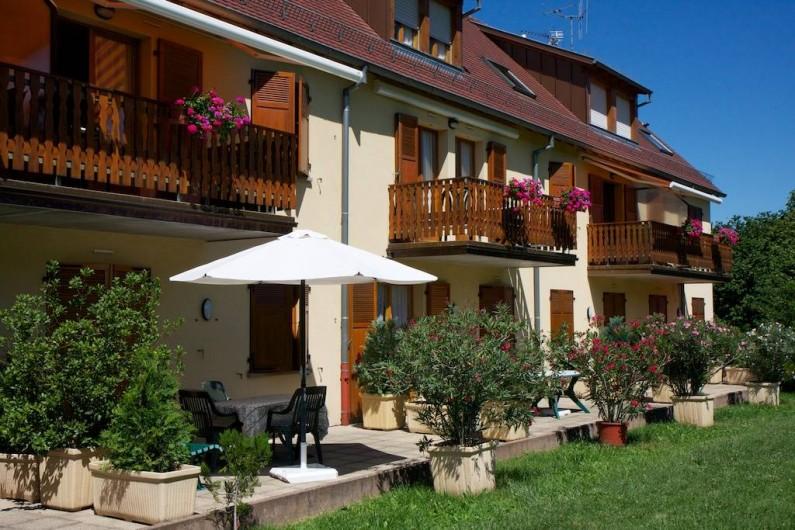 Location de vacances - Appartement à Andlau