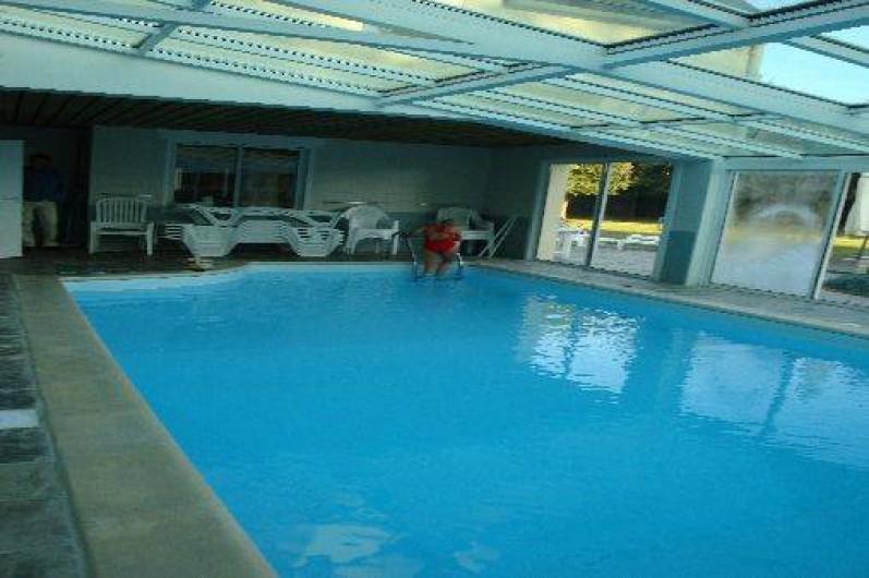 Location maison avec piscine en bretagne mo lan sur mer for Location bretagne piscine
