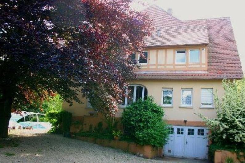 location de vacances chambre dhtes staffelfelden