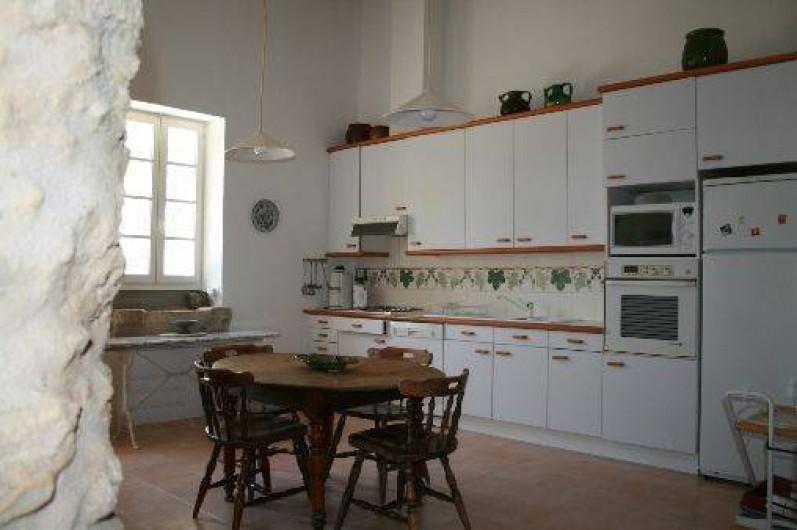Location de vacances - Villa à Thézan-des-Corbières