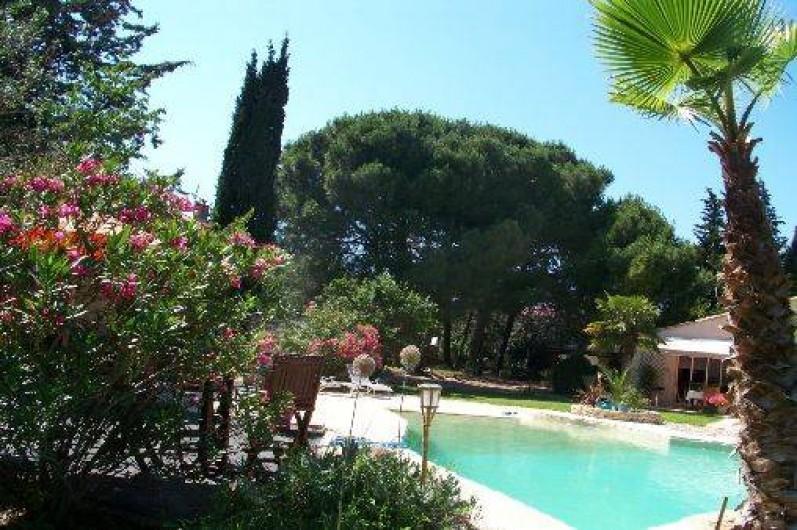 Location de vacances - Villa à Lavérune