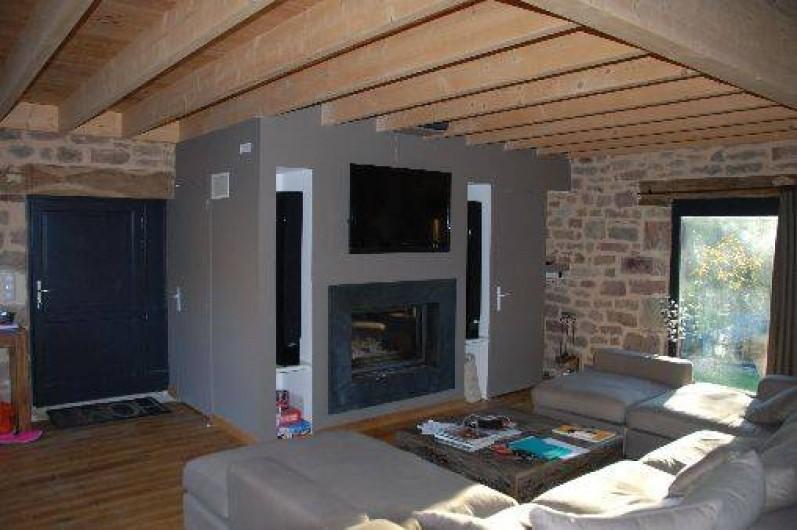 Une Grange Restaure Dans Un Esprit Loft  Noailhac Dans Le Limousin