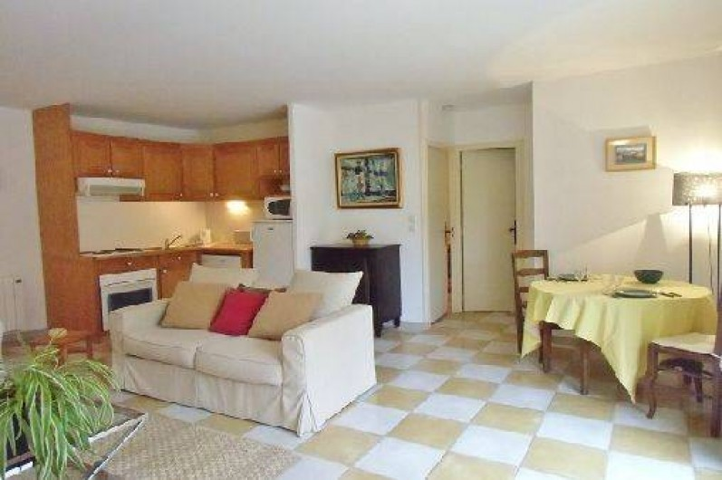 Location de vacances - Appartement à Alignan-du-Vent