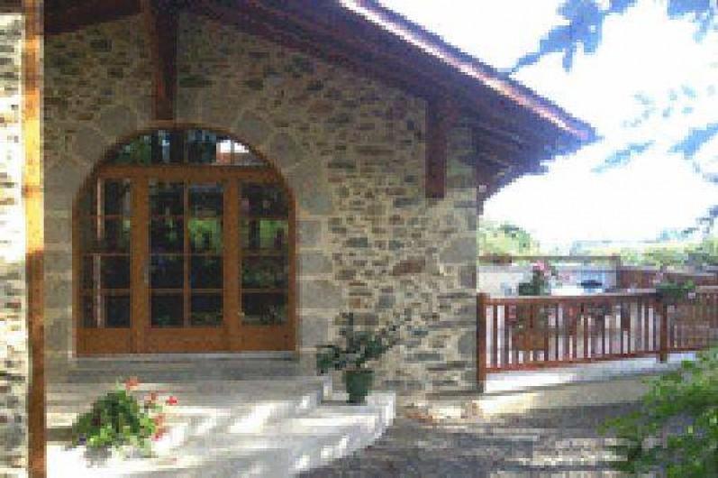 Location de vacances - Gîte à Saint-Étienne-de-Maurs