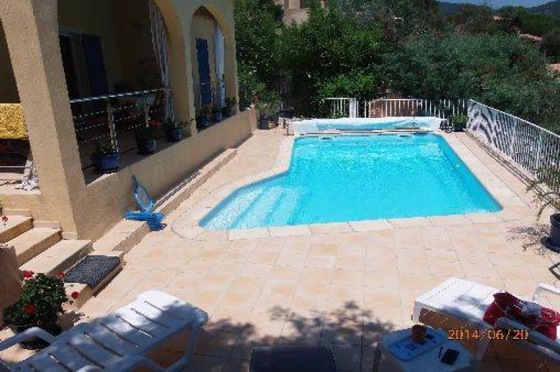 Villa à M Du Village Classé De Bormes Les Mimosas En Provence - Location bormes les mimosas avec piscine
