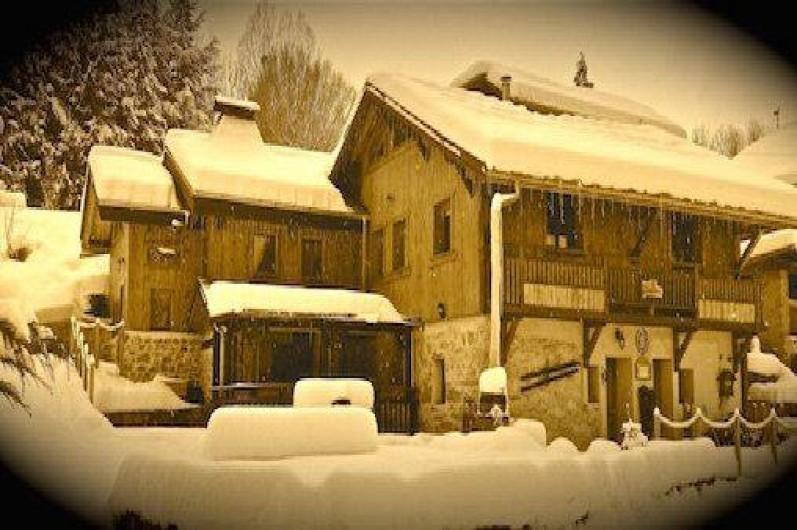 Location de vacances - Gîte à Châtillon-sur-Cluses