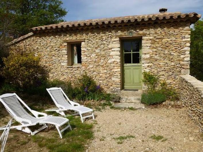 Location de vacances - Chalet à Saint-Saturnin-lès-Apt
