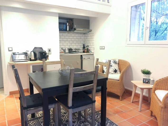 Location de vacances - Appartement à Le Bouquet