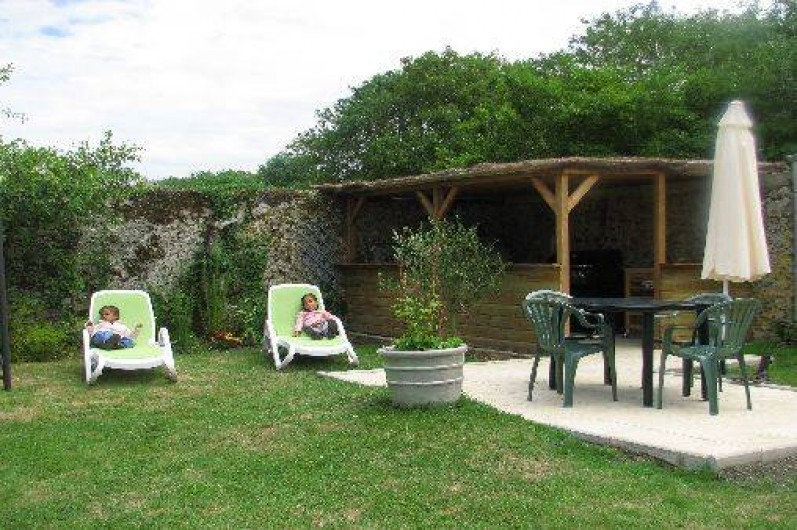 Location de vacances - Gîte à Anneville-sur-Mer