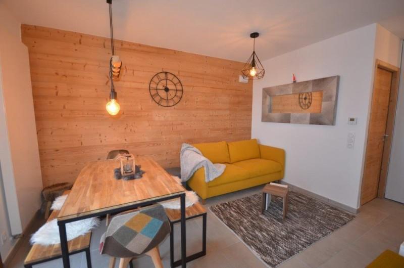 Location de vacances - Appartement à Les Gets - Salon / salle à manger