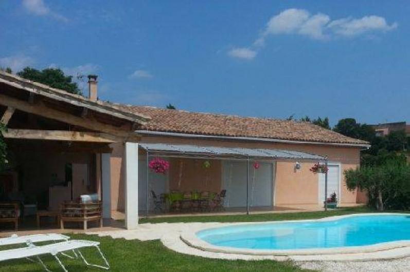 Location de vacances - Villa à Autignac