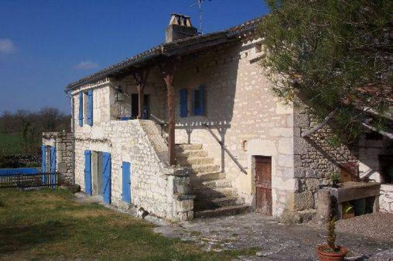 Location de vacances - Maison - Villa à Lhospitalet