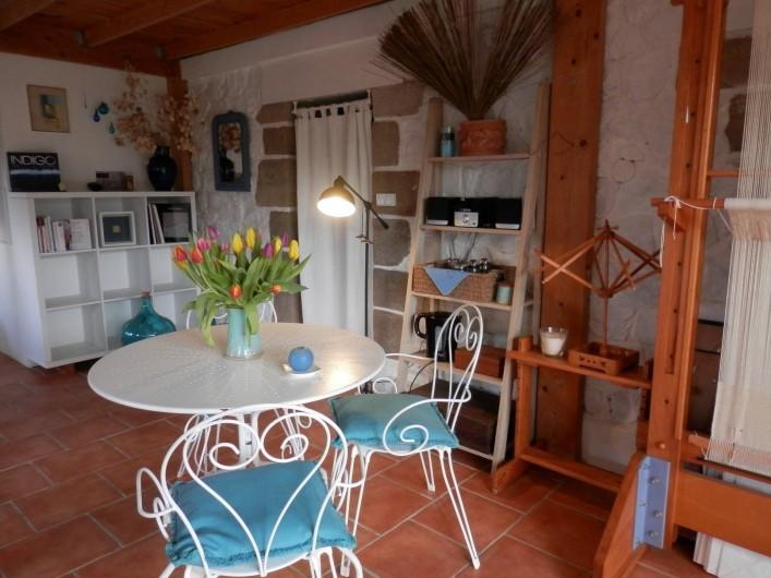Location de vacances - Chambre d'hôtes à Faycelles - ... et rêver.