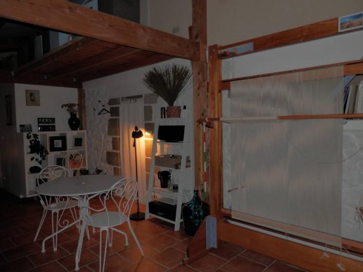 Location de vacances - Chambre d'hôtes à Faycelles - Lire, écrire, écouter de la musique...