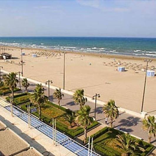 Location de vacances - Appartement à Valence - la plage