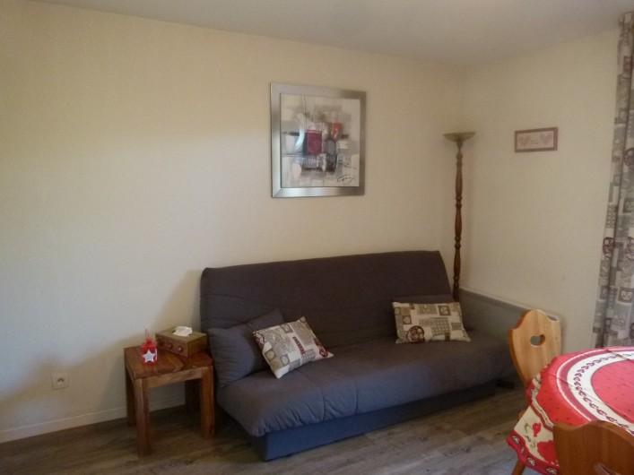 Location de vacances - Appartement à Saint-Lary-Soulan - clic-clac