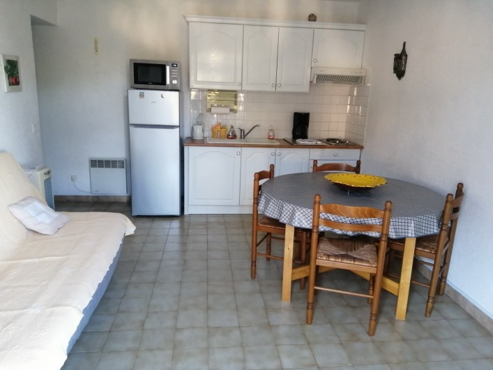 Location de vacances - Appartement à Calvisson