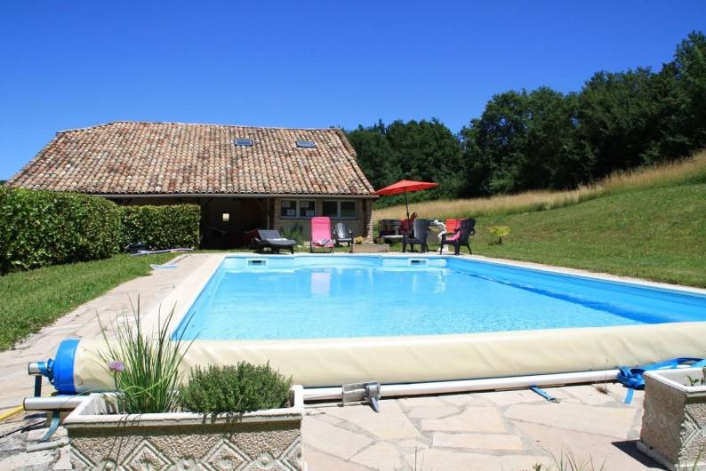 Location de vacances - Chambre d'hôtes à Castelnau-Montratier
