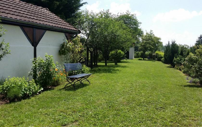 Location de vacances - Gîte à Thury