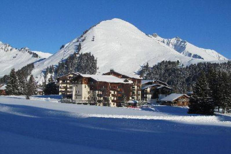 location ski taninges