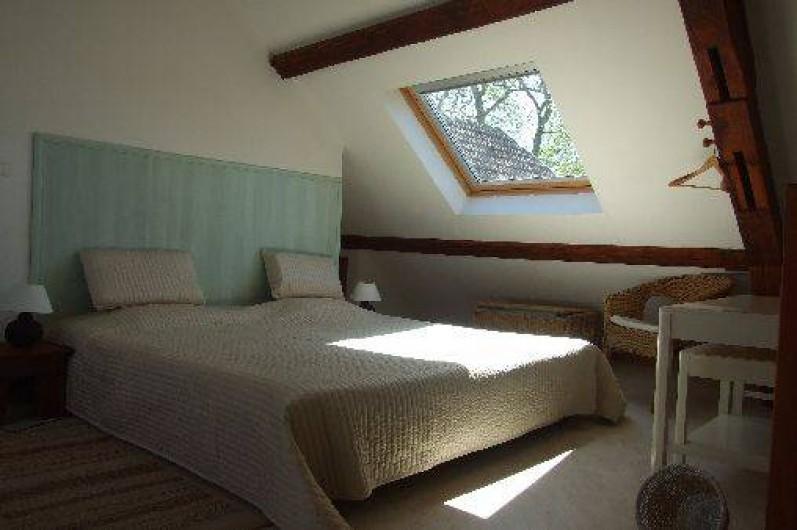Location de vacances - Maison - Villa à Franchesse - La chambre ciel