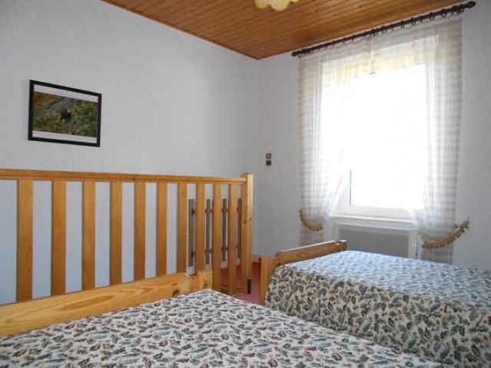 """Location de vacances - Gîte à La Bresse - Gite """"la lunelle"""" Duplex de 35 m2 - Chambre mezzanine"""
