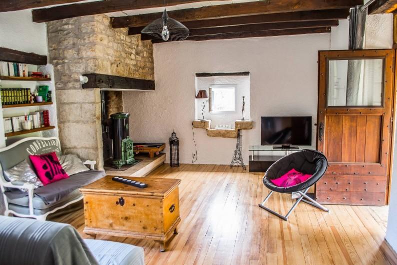 Location de vacances - Villa à Catus - Salon