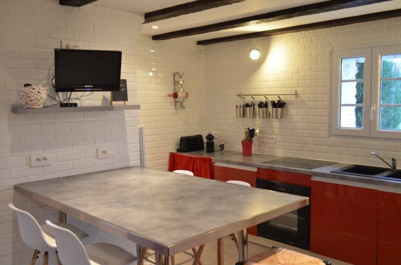 Location de vacances - Villa à Catus - Cuisine