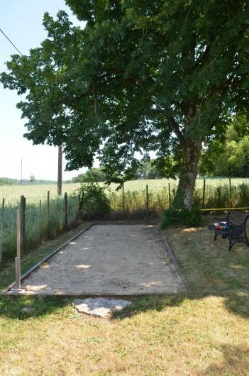 Location de vacances - Villa à Catus - Terrain de pétanque / boules