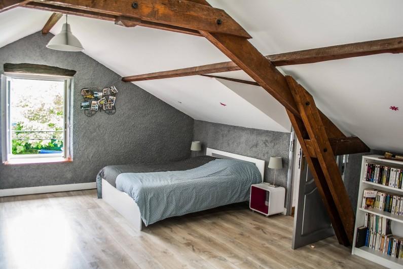 Location de vacances - Villa à Catus - Grande chambre du haut
