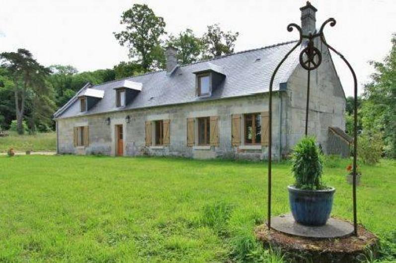Location de vacances - Gîte à Tracy-le-Val