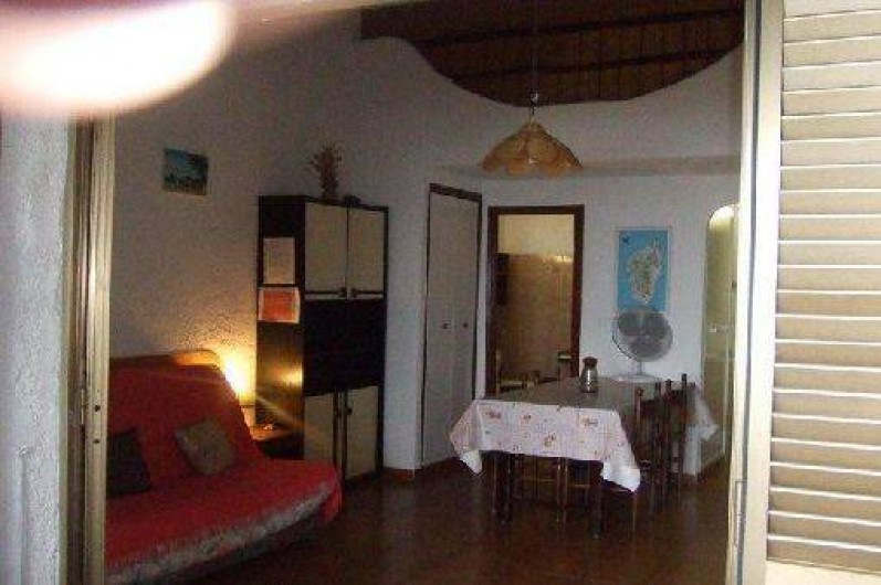 Location de vacances - Villa à Sainte-Lucie de Porto-Vecchio - séjour