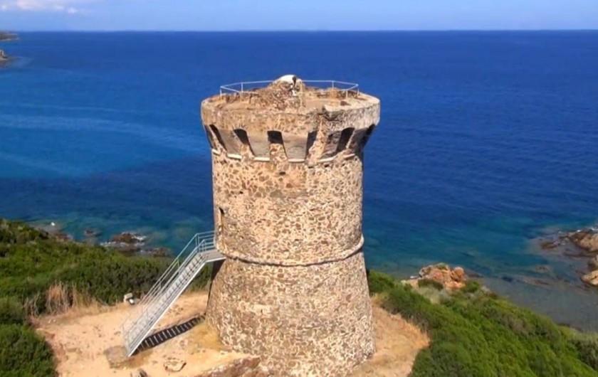 Location de vacances - Villa à Sainte-Lucie de Porto-Vecchio - A proximité