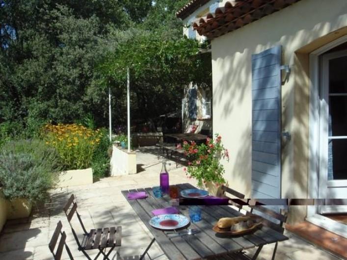 Location de vacances - Maison - Villa à Camps-la-Source