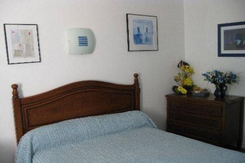 Location de vacances - Appartement à Ahetze - chambre 3