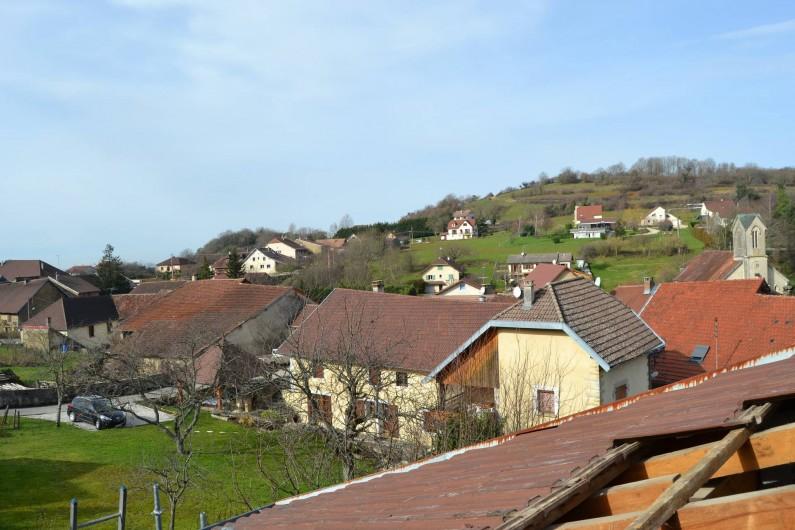 Location de vacances - Chambre d'hôtes à Pupillin - le village