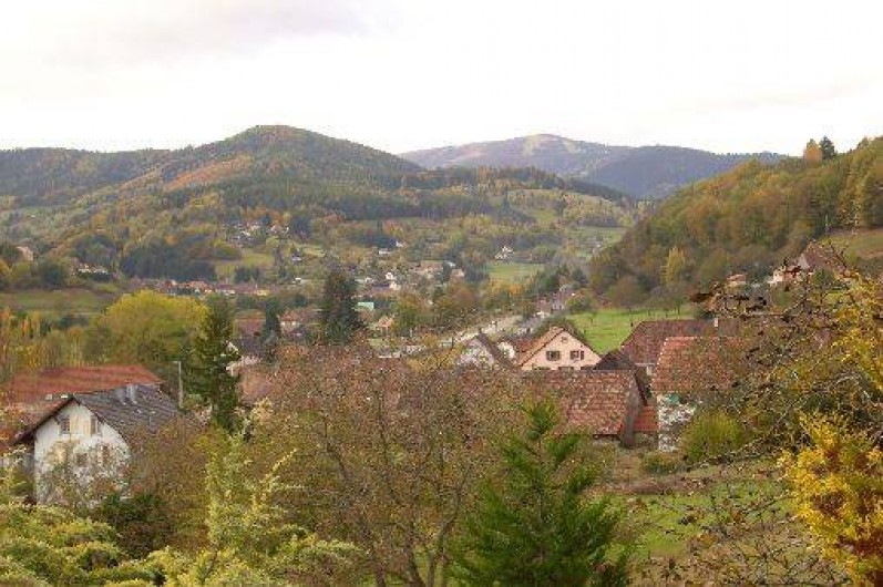Location de vacances - Appartement à Luttenbach-prés-Munster