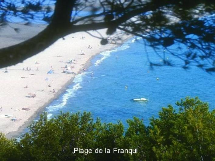 Location de vacances - Mas à Narbonne - Plage de la Franqui