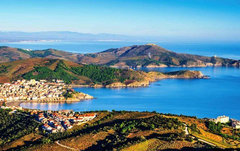 Location de vacances - Appartement à Cerbère - Banyuls sur mer