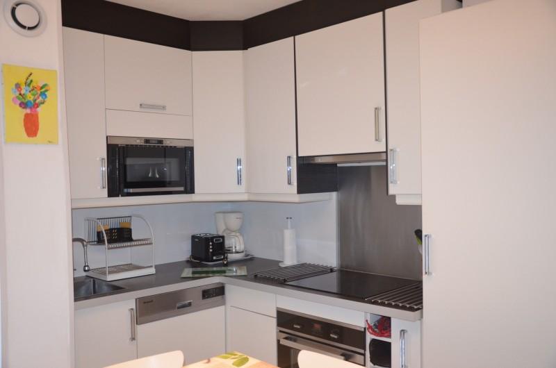 Location de vacances - Appartement à Cerbère - Cuisine aménagée et entièrement équipée