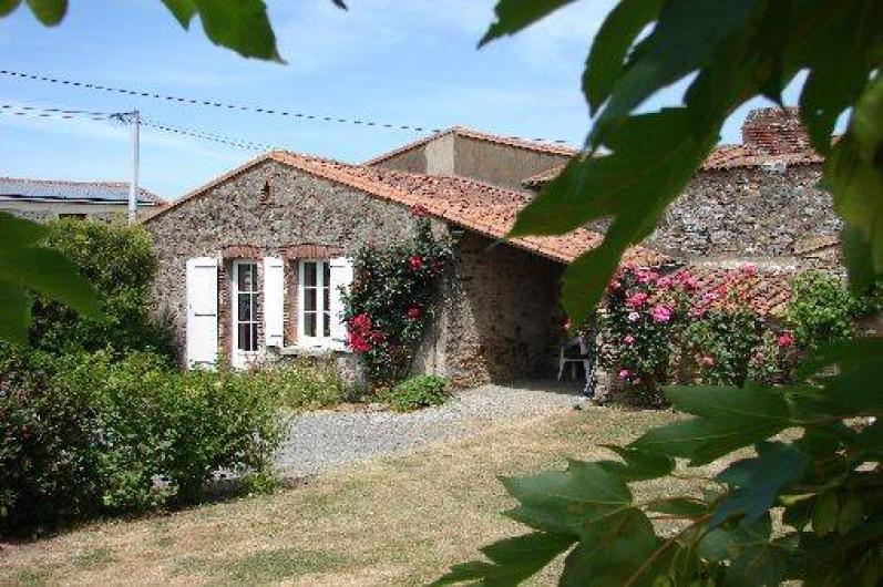 Location de vacances - Gîte à Le Landreau