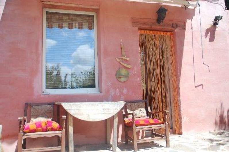 Location de vacances - Mas à Mouriès