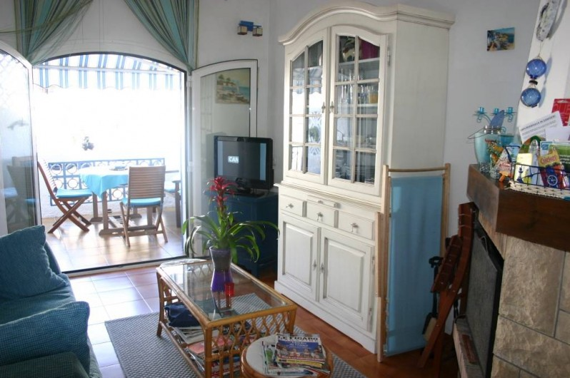 Location de vacances - Maison - Villa à Empuriabrava - Salon
