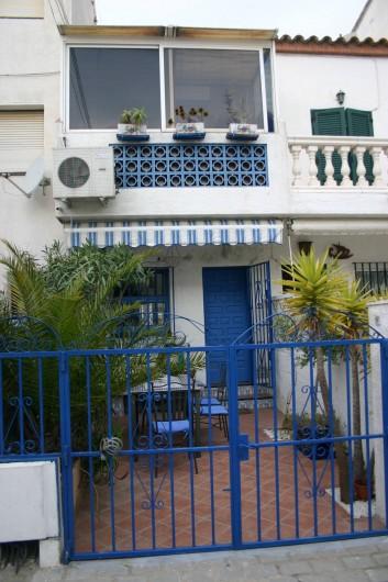 Location de vacances - Maison - Villa à Empuriabrava