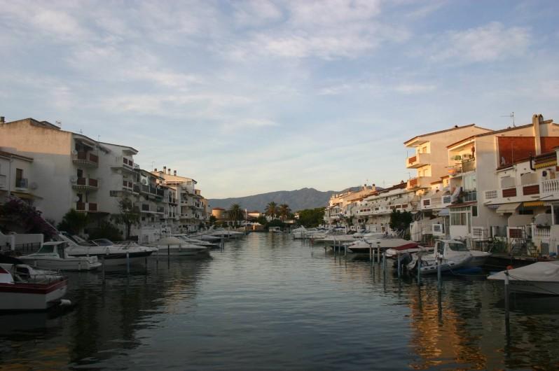 Location de vacances - Maison - Villa à Empuriabrava - Canal Portofino