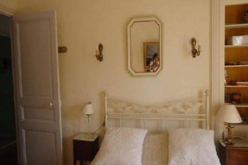 Location de vacances - Appartement à Saint-Malo - chambre sur mer